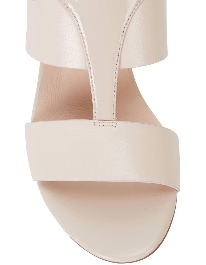 Nitro Nude Glove/Patent Sandal image 5