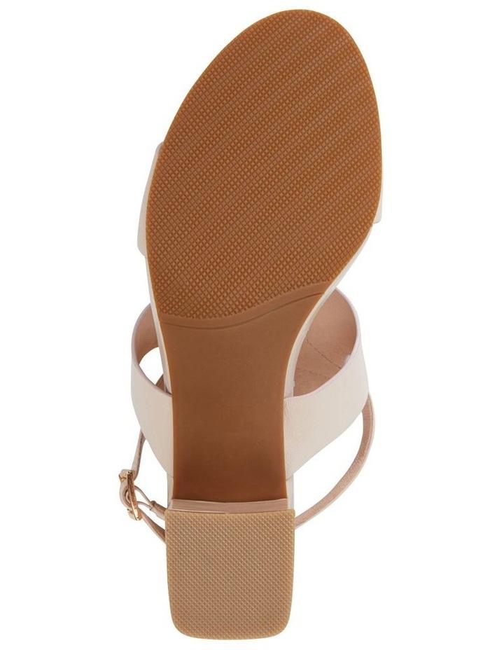 Nitro Nude Glove/Patent Sandal image 6