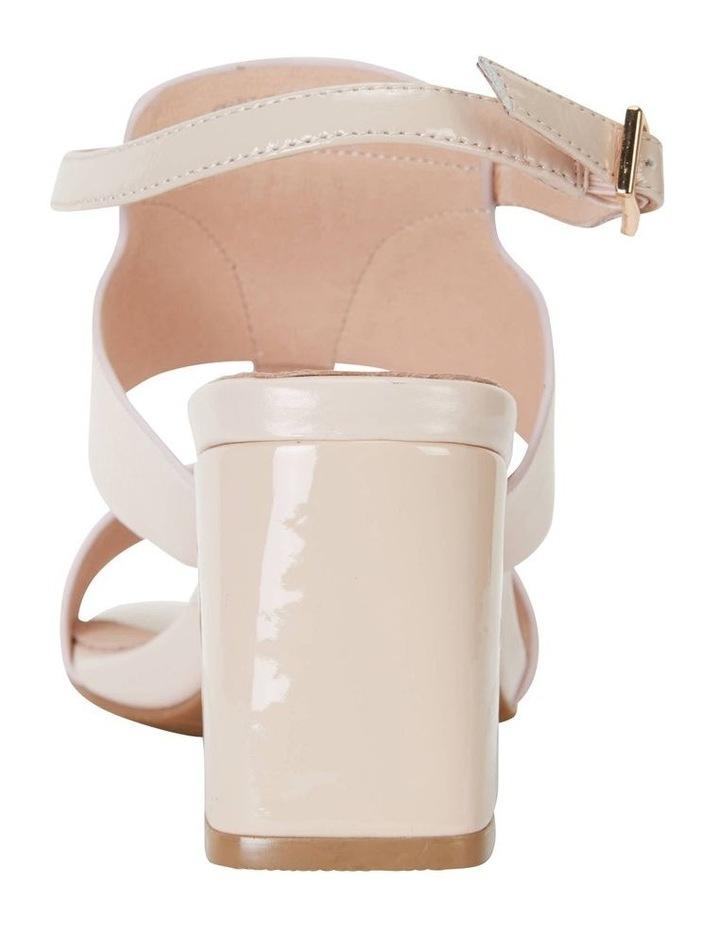 Nitro Nude Glove/Patent Sandal image 7