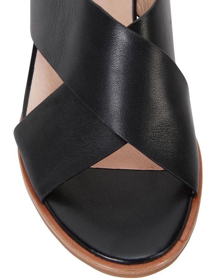 Noosa Black Glove Sandal image 5