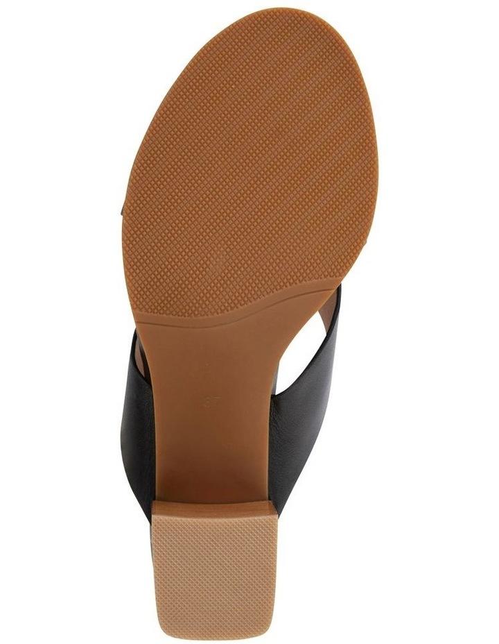 Noosa Black Glove Sandal image 6