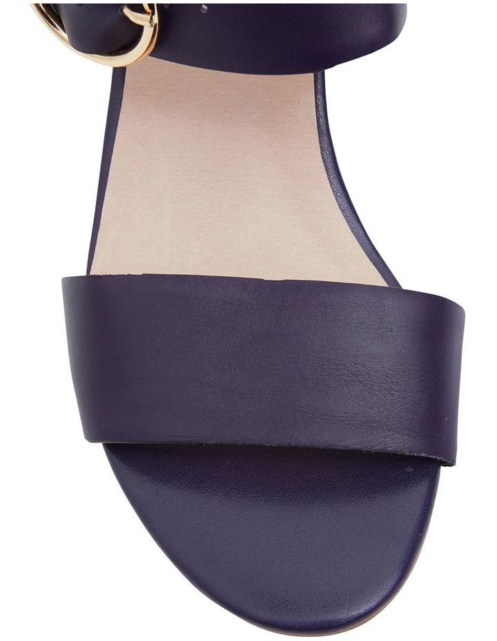 Nickel Navy Glove Sandal image 5