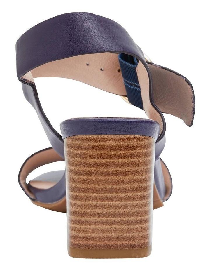 Nickel Navy Glove Sandal image 6