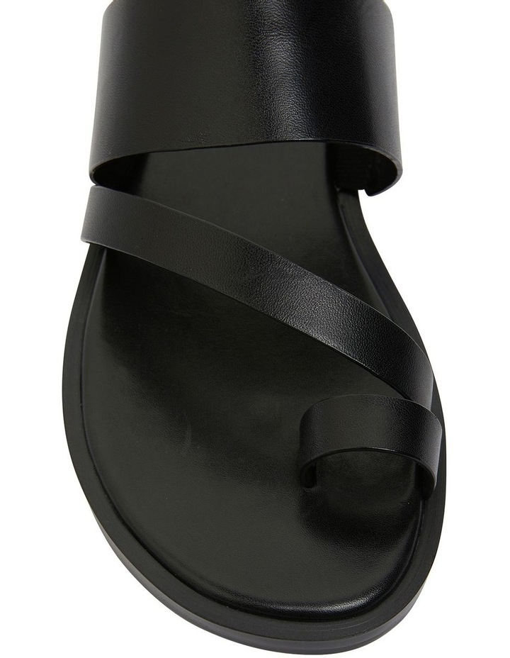 Tibet Black Glove Sandal image 6