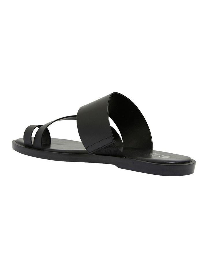 Tibet Black Glove Sandal image 7