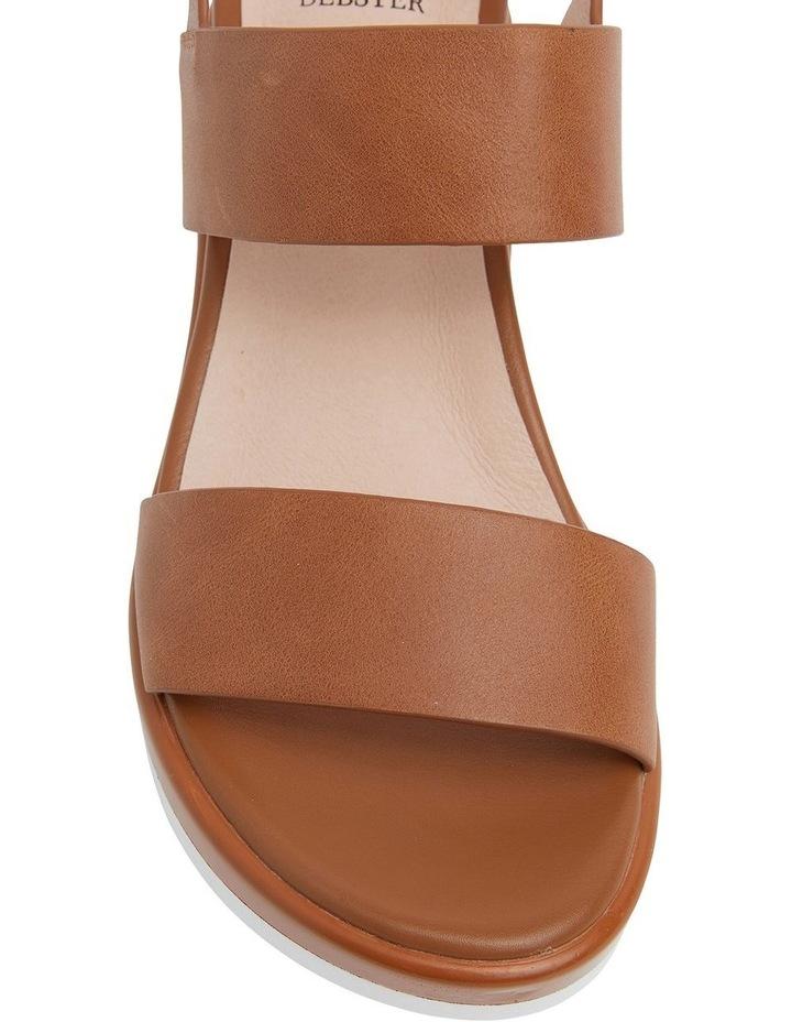 Indiana Tan Glove Wedge Sandal image 6