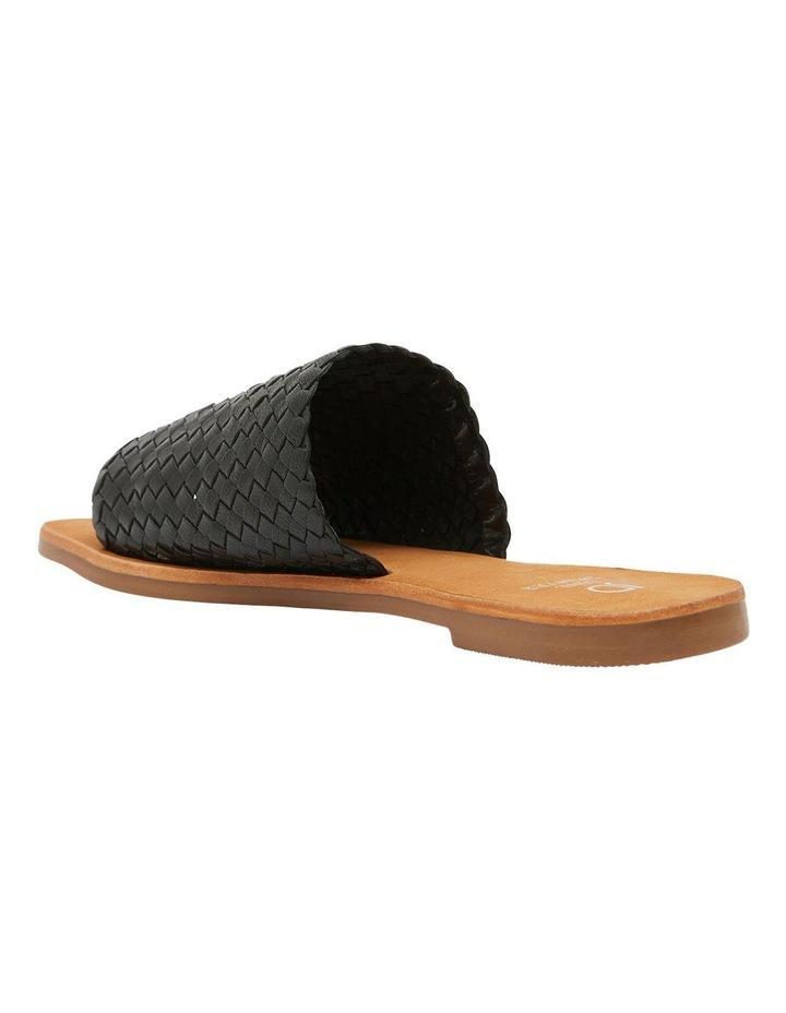 Tatum Black Weave Sandal image 7