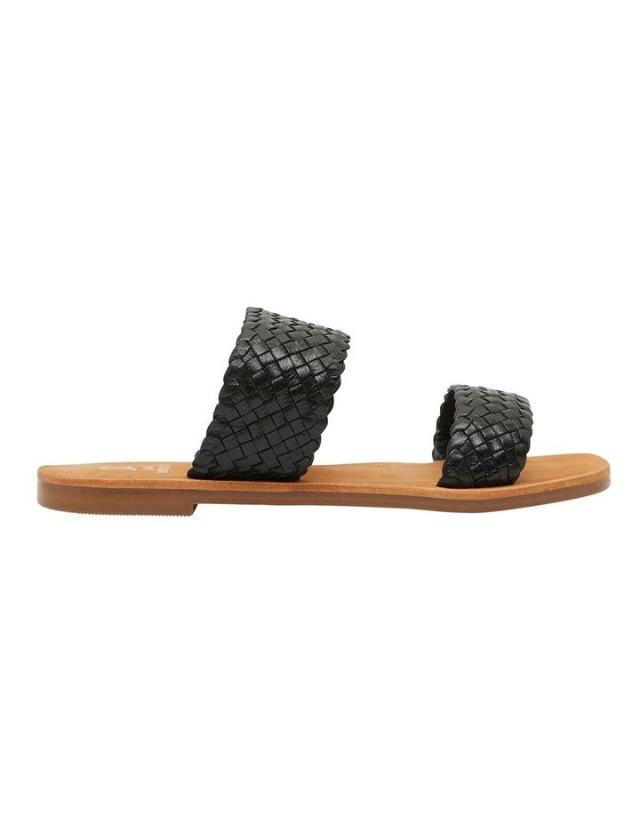 Tora Black Weave Sandal image 1