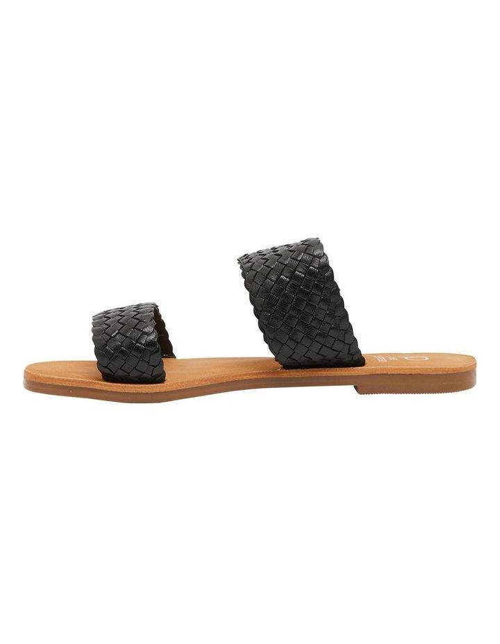 Tora Black Weave Sandal image 3