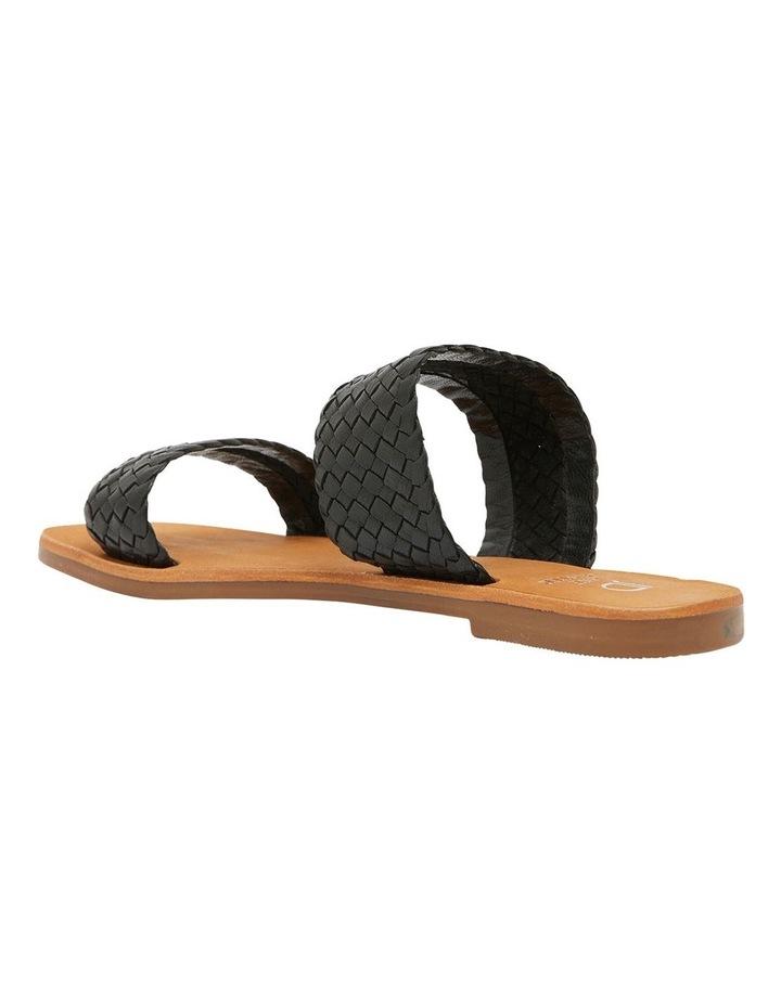 Tora Black Weave Sandal image 7