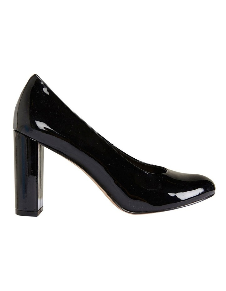 Epic Black Patent Pump image 1