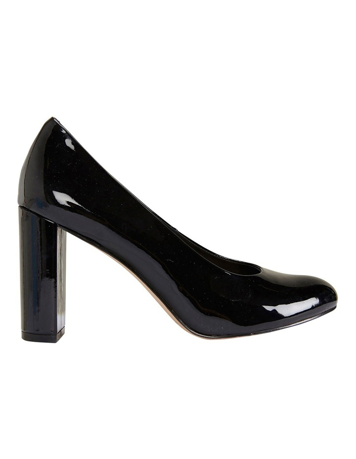 Epic Black Patent Pump image 2