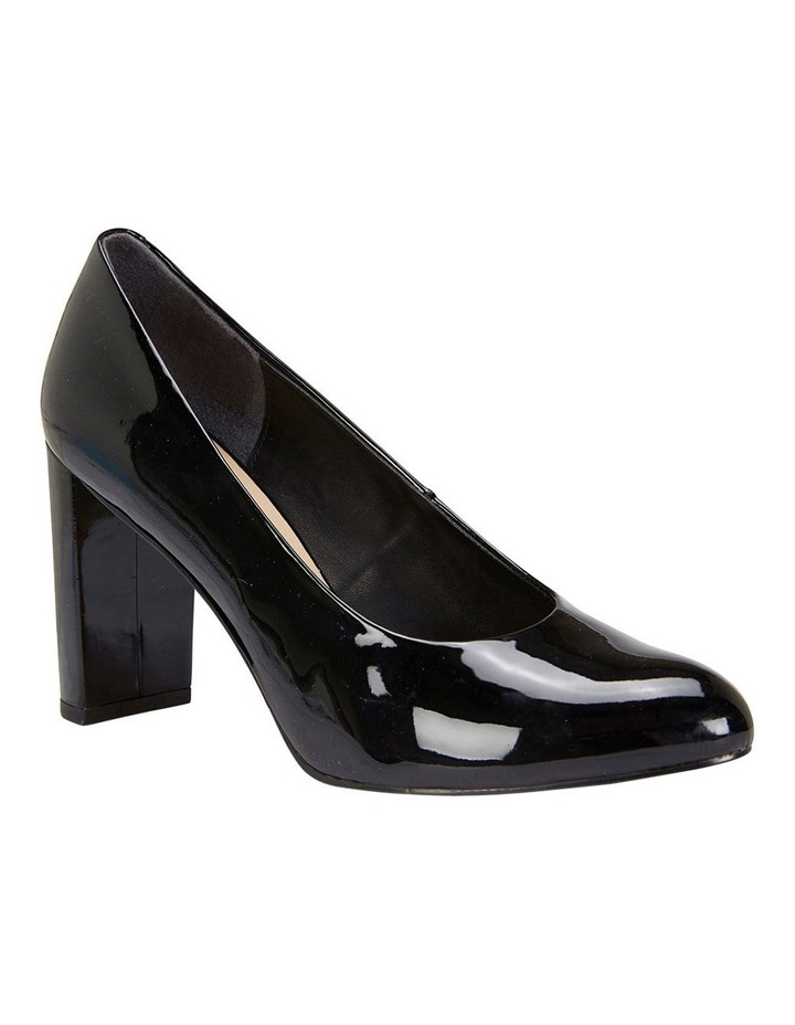 Epic Black Patent Pump image 3