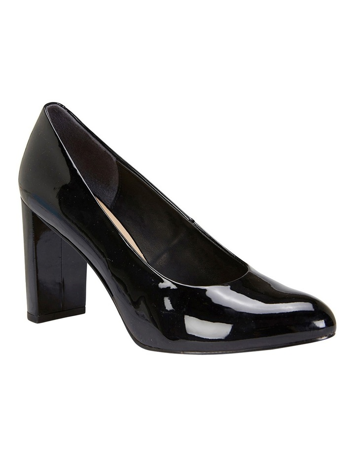 Epic Black Patent Pump image 4