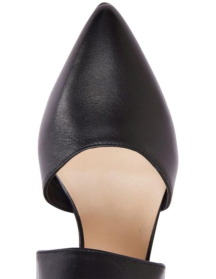 Felicity Black Glove Pump image 4