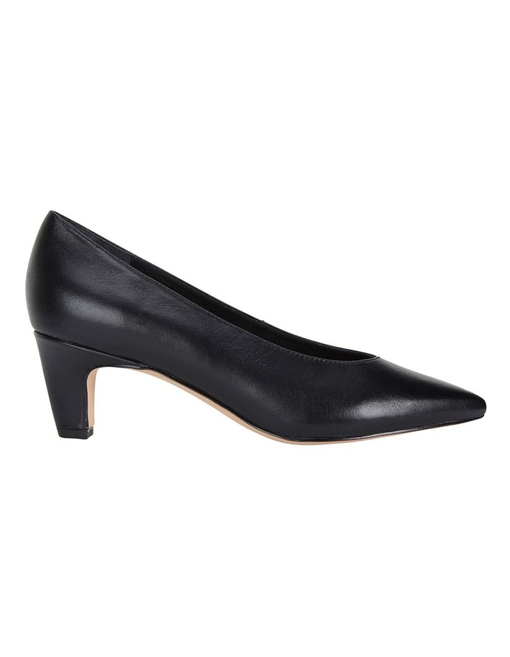 Jane Debster Seduce Black Glove Heeled Shoe image 1