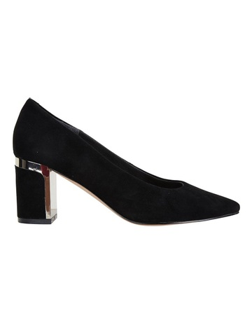 c0bfd3ed1e3 Jane DebsterJane Debster Bonnie Black Suede Heeled Shoe. Jane Debster Jane  Debster Bonnie Black Suede Heeled Shoe