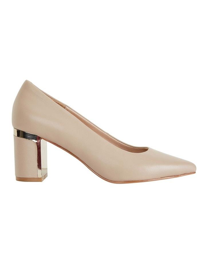 Jane Debster Bonnie Nude Glove Heeled Shoe image 1