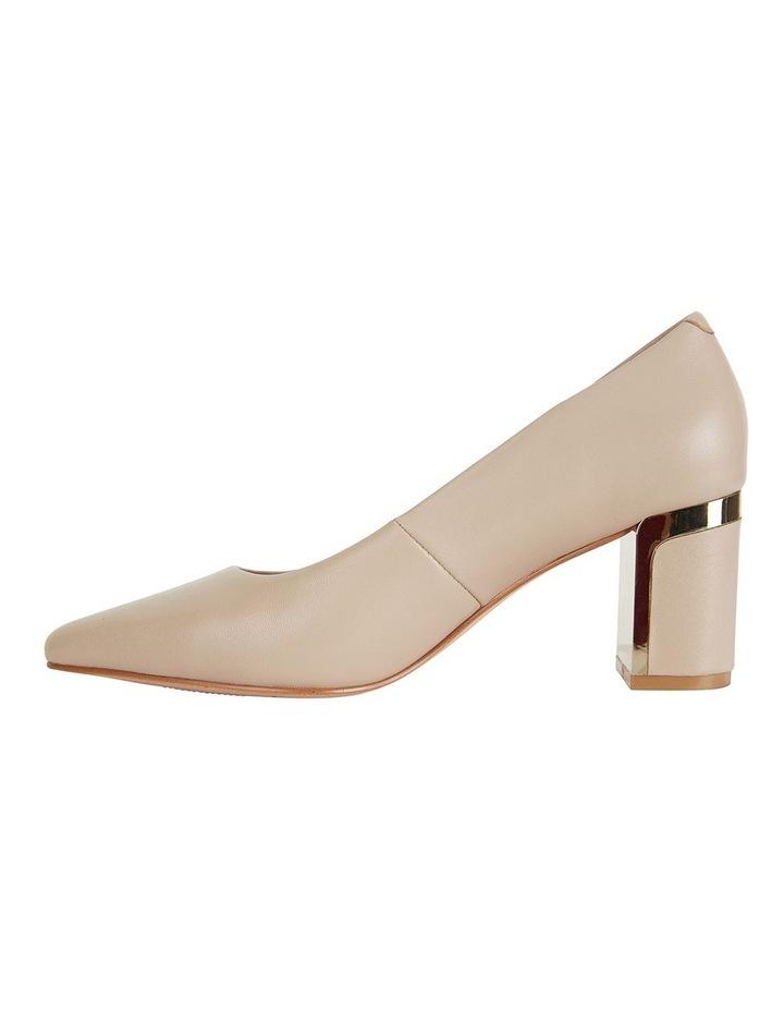 Jane Debster Bonnie Nude Glove Heeled Shoe image 3