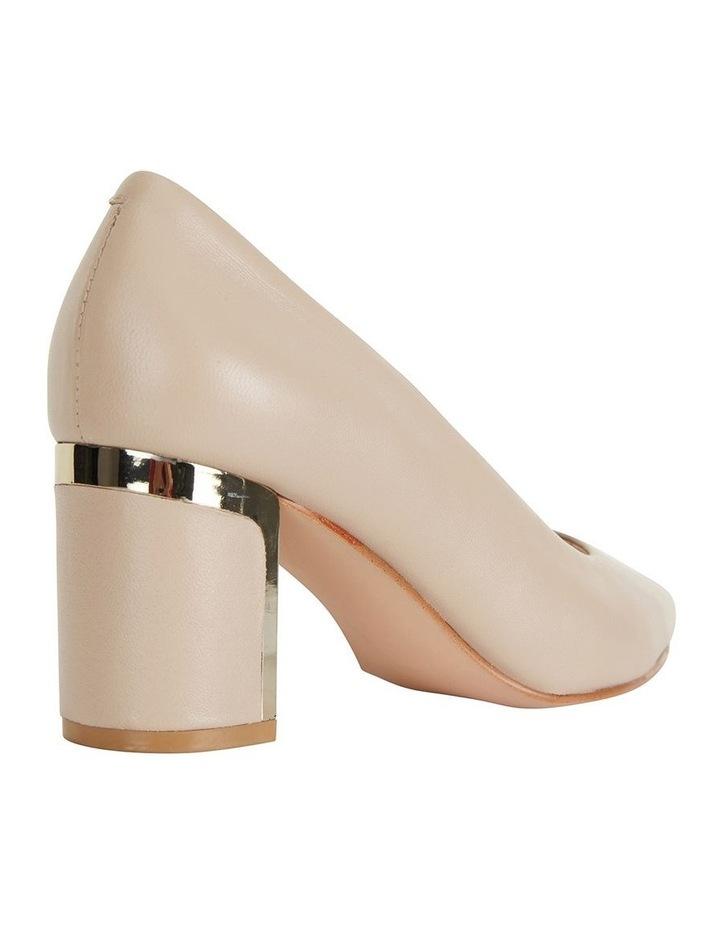 Jane Debster Bonnie Nude Glove Heeled Shoe image 4