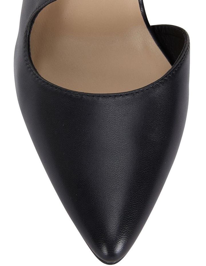 Jane Debster Chelsea Black Glove Heeled Shoe image 7