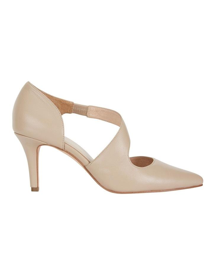 Jane Debster Chelsea Nude Glove Heeled Shoe image 1