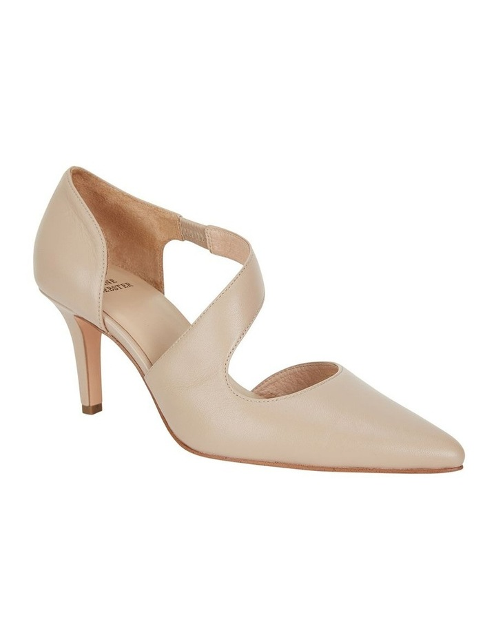 Jane Debster Chelsea Nude Glove Heeled Shoe image 2