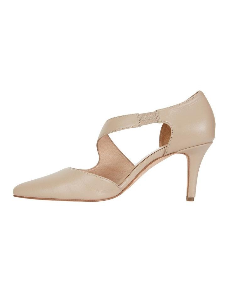 Jane Debster Chelsea Nude Glove Heeled Shoe image 3