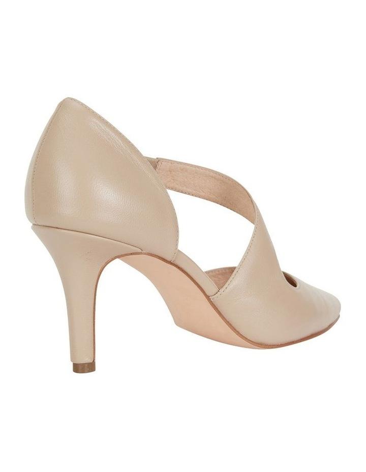 Jane Debster Chelsea Nude Glove Heeled Shoe image 4