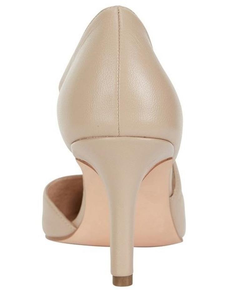 Jane Debster Chelsea Nude Glove Heeled Shoe image 5