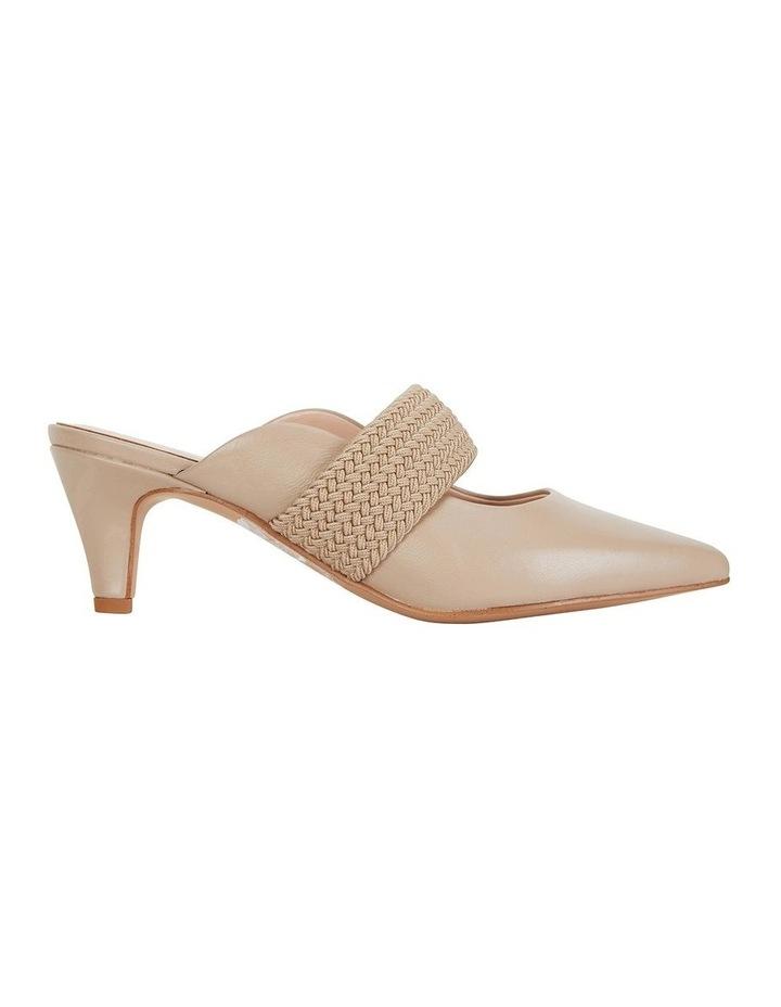 Symbol Nude Glove Heeled Shoes image 1
