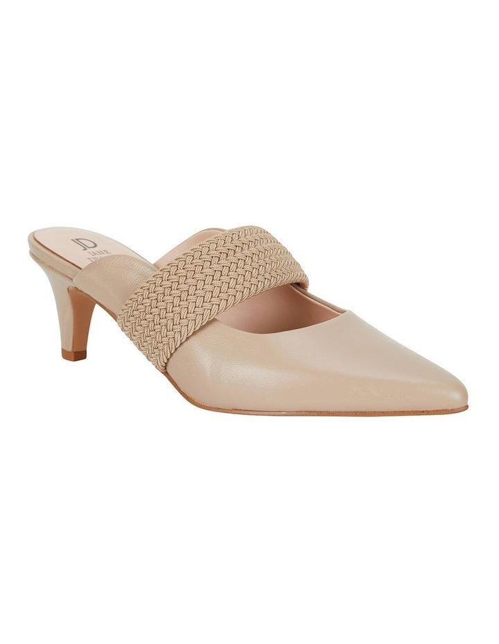 Symbol Nude Glove Heeled Shoes image 2