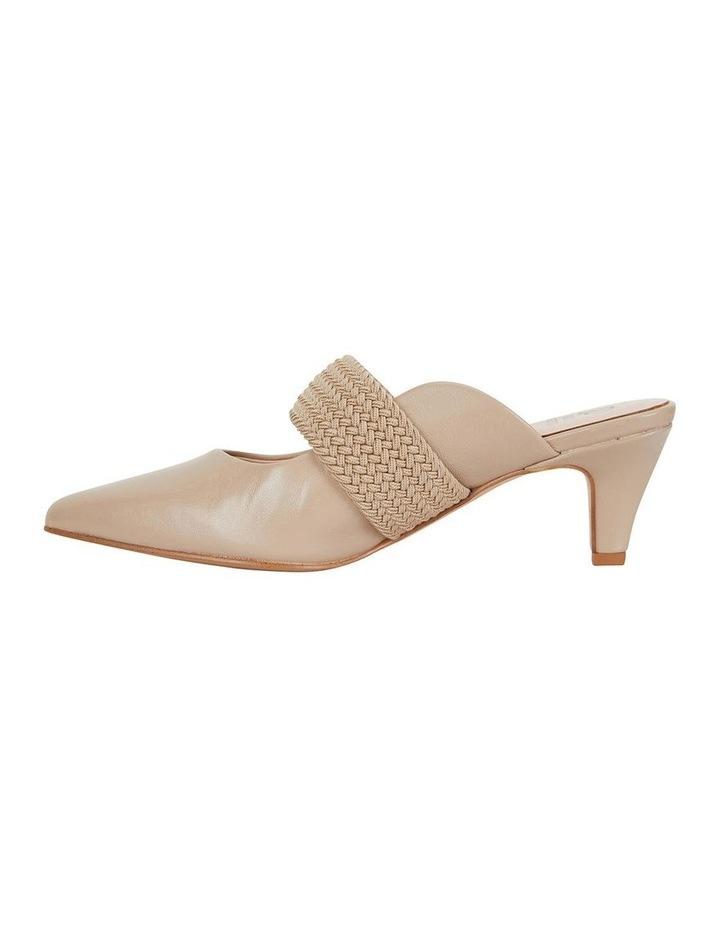 Symbol Nude Glove Heeled Shoes image 3