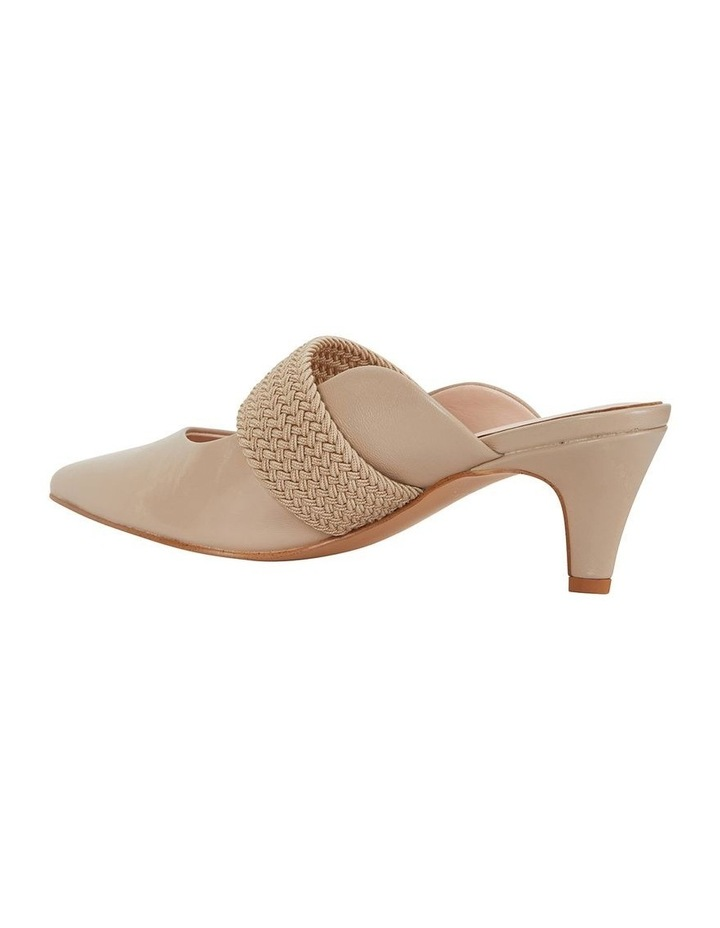 Symbol Nude Glove Heeled Shoes image 4