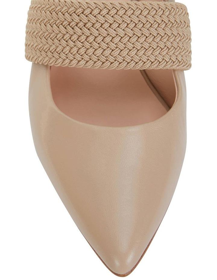 Symbol Nude Glove Heeled Shoes image 5