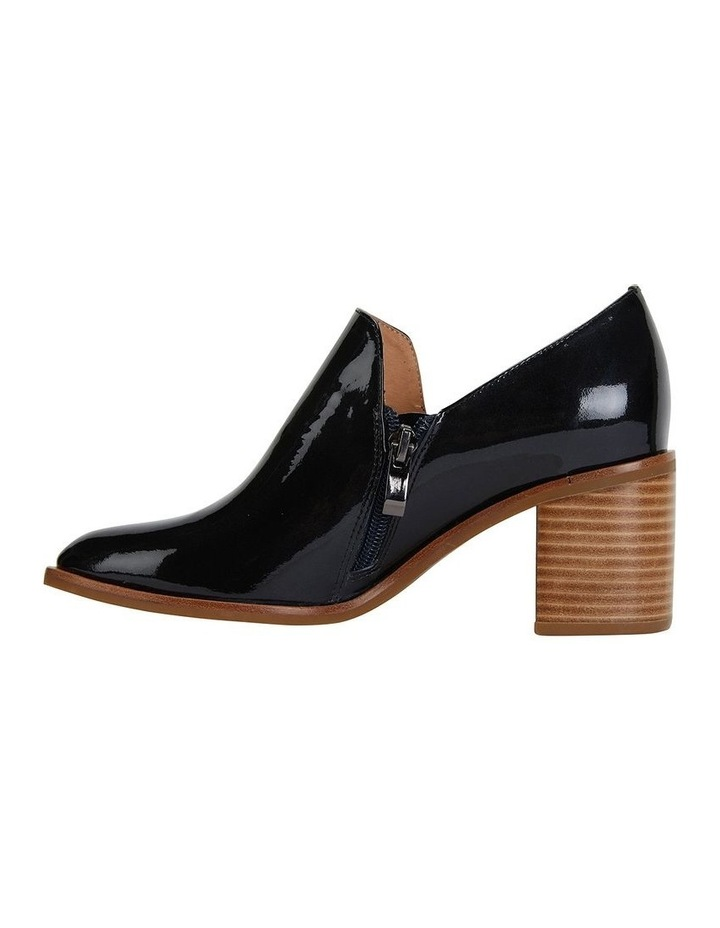 Decade Liquorice Patent Heeled Shoes image 3