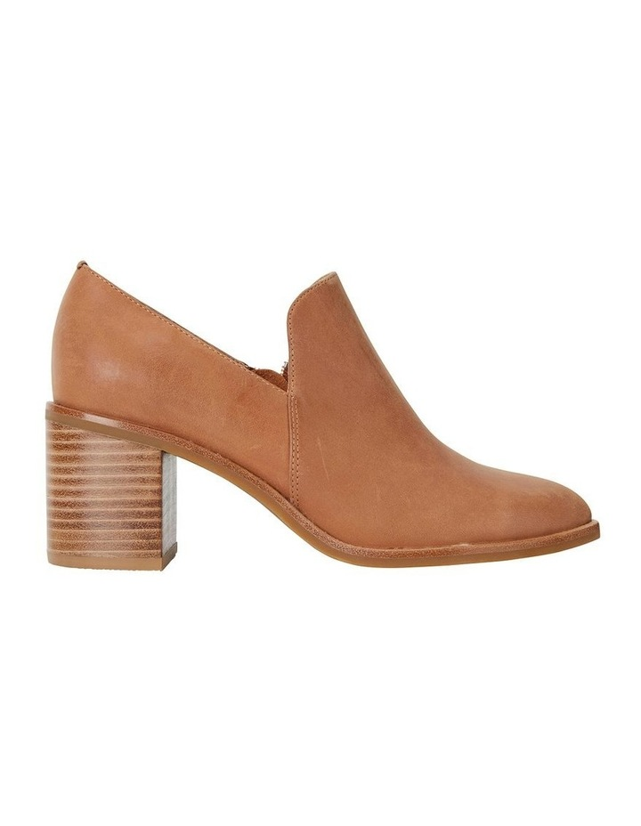 Decade Tan Glove Heeled Shoes image 1