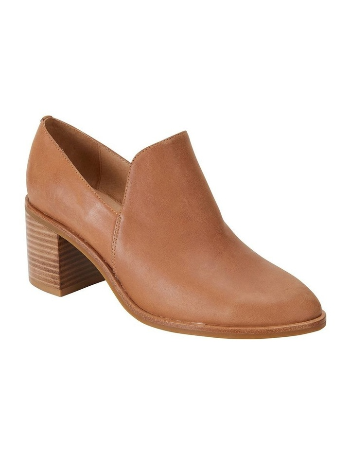 Decade Tan Glove Heeled Shoes image 2