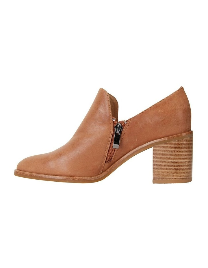 Decade Tan Glove Heeled Shoes image 3