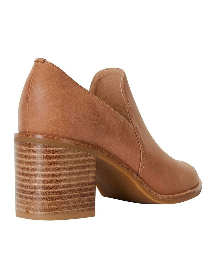 Decade Tan Glove Heeled Shoes image 4