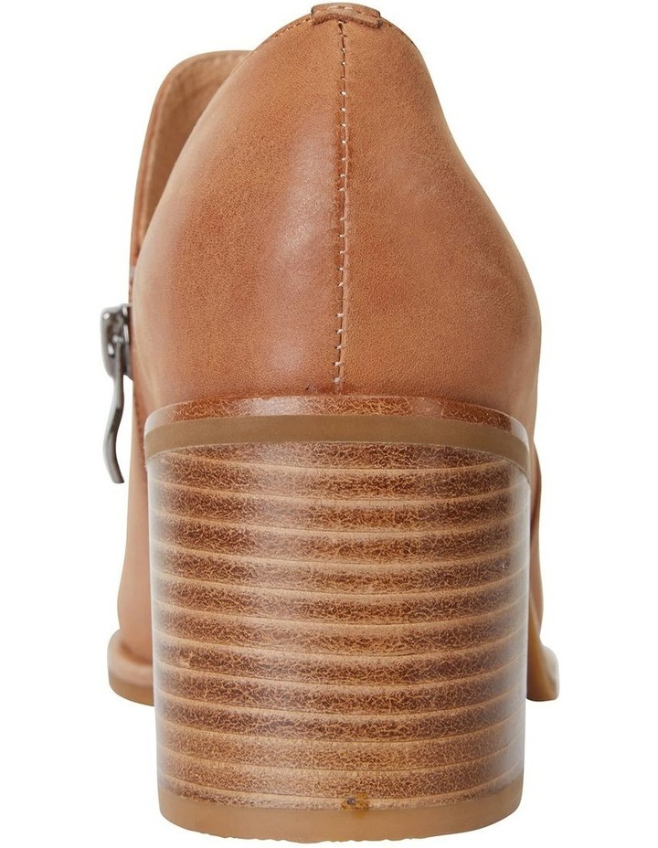 Decade Tan Glove Heeled Shoes image 6