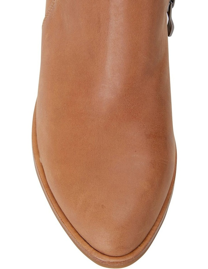 Decade Tan Glove Heeled Shoes image 7