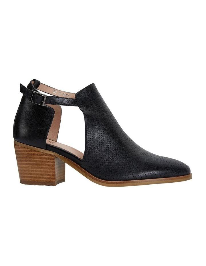 Divide Black Glove Heeled Shoes image 1