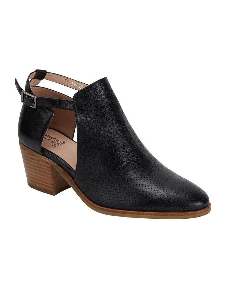 Divide Black Glove Heeled Shoes image 2