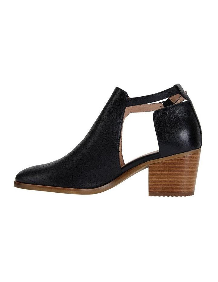 Divide Black Glove Heeled Shoes image 3