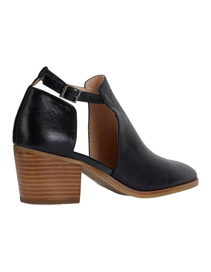 Divide Black Glove Heeled Shoes image 4