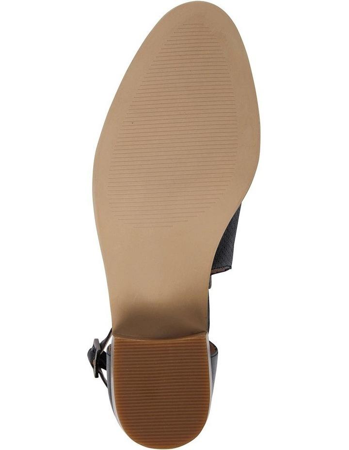 Divide Black Glove Heeled Shoes image 5