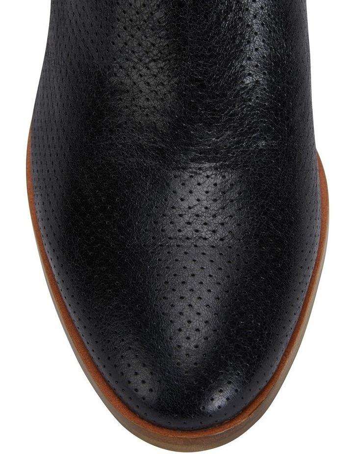 Divide Black Glove Heeled Shoes image 7