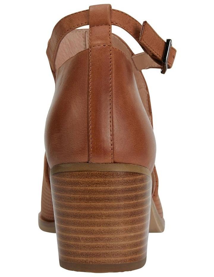 Divide Tan Glove Heeled Shoes image 6