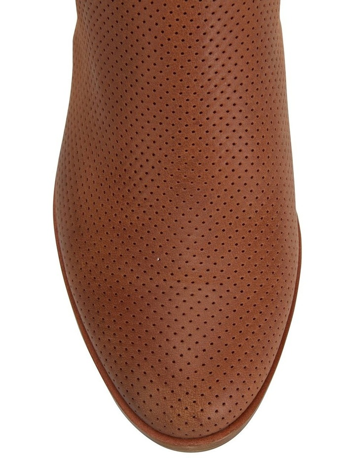 Divide Tan Glove Heeled Shoes image 7